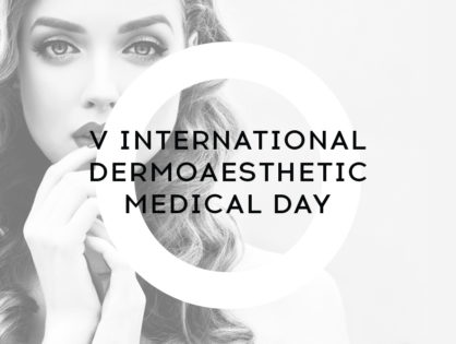 V International dermoasthetic medical day health promotion. Высшая лига