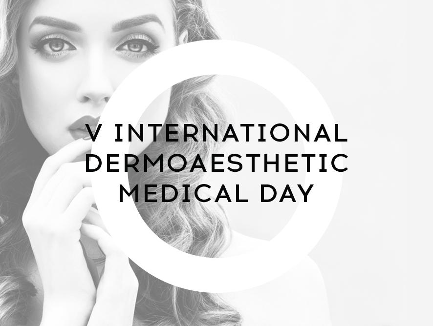 V International dermoasthetic medical day health promotion. Высшая лига
