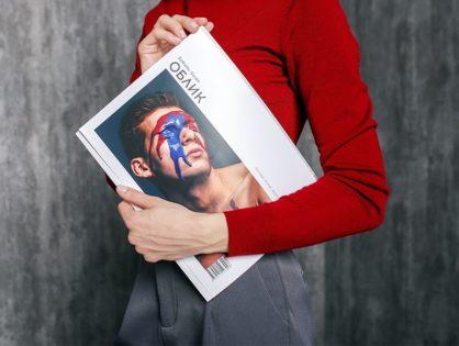 Журнал  «Облик» лично в руки!